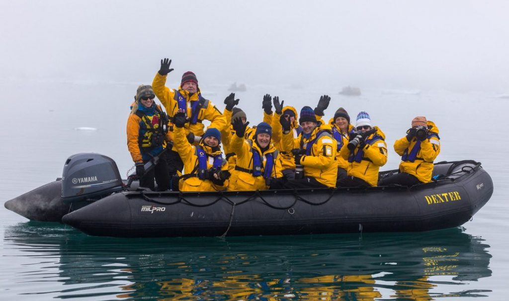 Arctic Photo Expedition participants