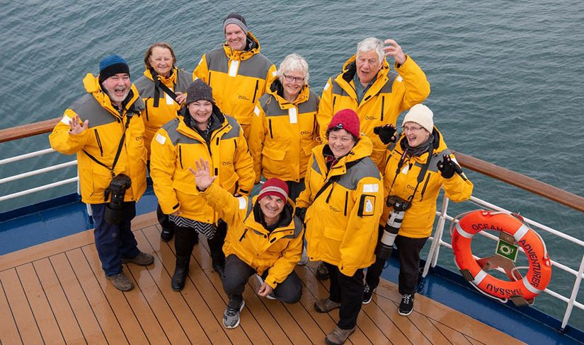 Arctic Photo Expedition participants 2018