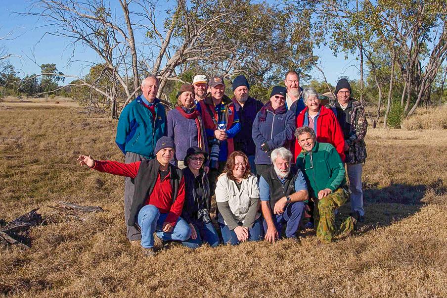 Bowra participants