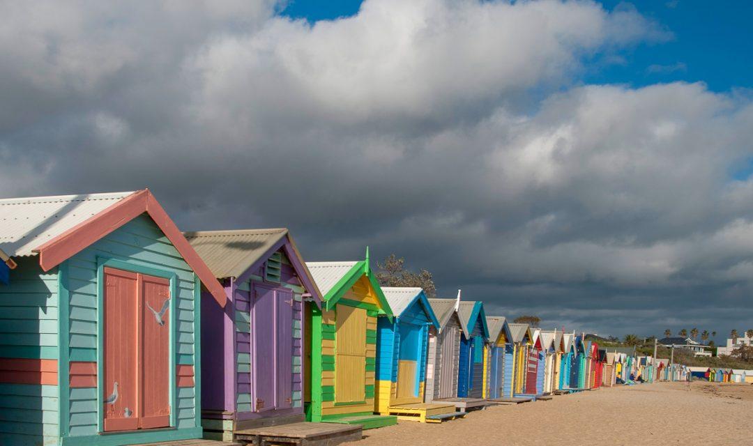 Bathing Boxes - Brighton