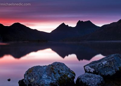 Cardle Mountain and Dove Lake – Tasmania