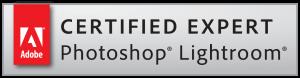 Certified Expert Photoshop Lightroom
