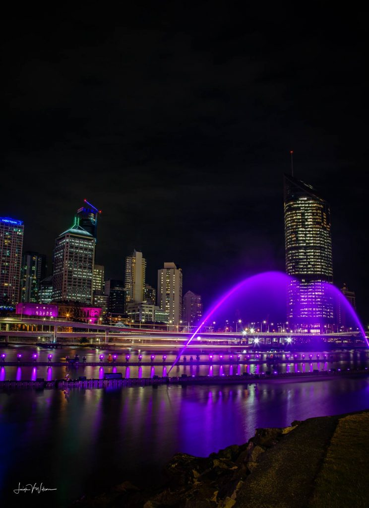 Brisbane City Lights
