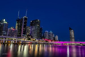 Brisbane City Lights 3