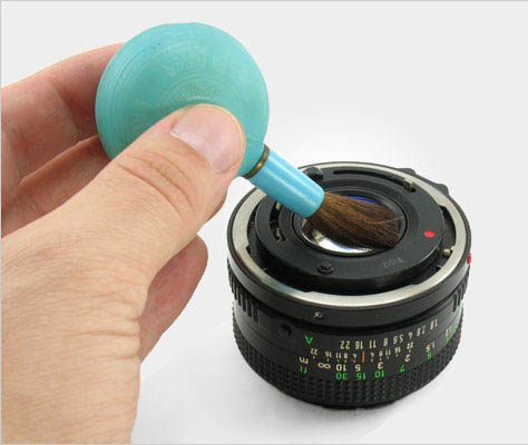 Use the Right Method To Clean Your Camera's Lenses
