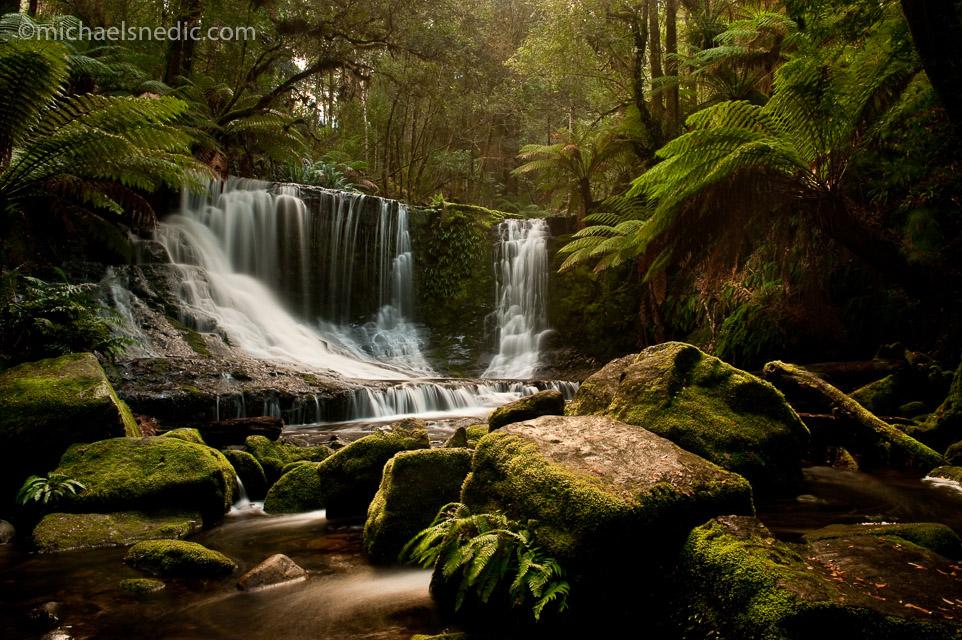 Horseshoe Falls – Tasmania