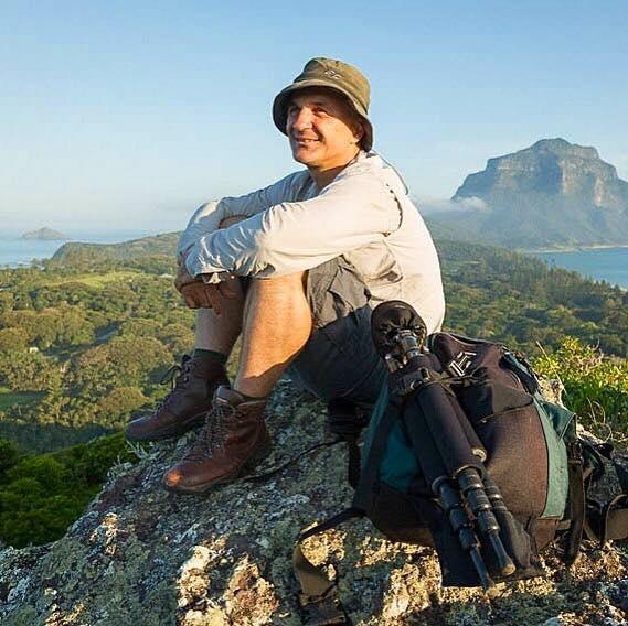 Mmichael Snedic on Lord Howe