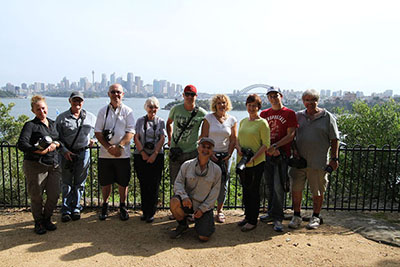 Taronga Zoo Photography Workshop participants | Full Day Photography Workshop at Taronga Zoo