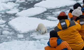 Amazing Polar Bear encounter