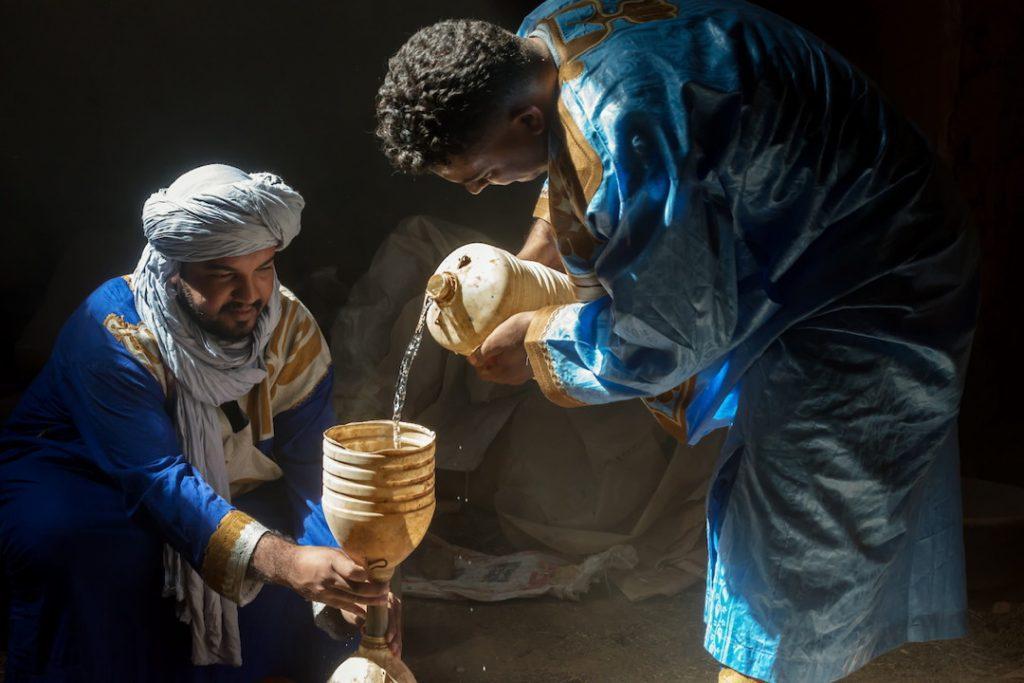 morocco desert life
