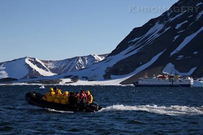 Ocean Nova, photographers, ship | Antarctic Photography Workshop and Tour