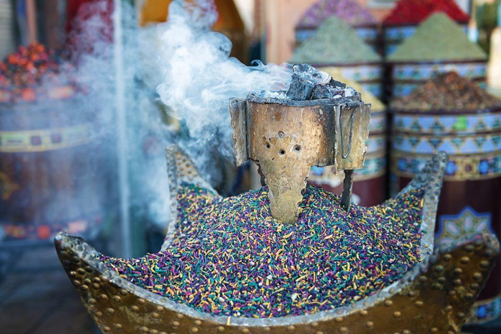 morocco incense